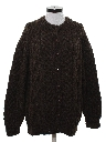 Womens Hand Knit Irish Wool Sweater
