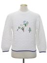 Unisex Ladies or Boys Ugly Christmas Vintage Sweater