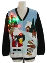 Unisex Ugly Christmas Cardigan Sweater
