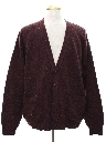 Mens Pendleton Cardigan Sweater