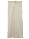 Womens Flared Knit Wide Leg Pants