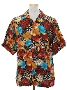 Mens Wicked 90s Rayon Shirt