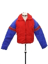 Mens/Boys Totally 80s Ski Jacket