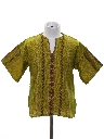 Unisex/Childs Guatemalan Style Hippie Shirt