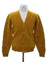 Mens/Boys Mod Cardigan Sweater