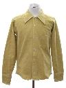 Mens/Boys Mod Flannel Shirt