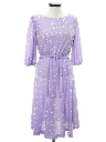 Womens Disco Dress