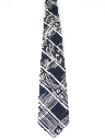 Mens Wide Disco Necktie