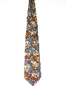Mens Loony Tunes Cartoon Necktie