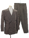 Mens Fab Forties Combo Suit