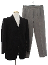 Mens Rockabilly Combo Suit