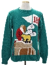 Mens Ugly Golf Sweater