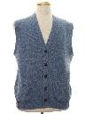 Mens Golf Style Sweater Vest