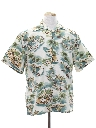 Mens Totally 80s Designer Hawaiian Shirt
