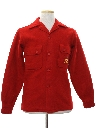 Mens Wool Boyscout Shirt