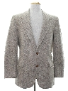 Mens Pendleton Wool Blazer Sport Coat Jacket
