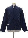 Mens Mod Wind Breaker Zip Jacket