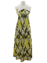 Womens/Girls Mod Maxi Dress