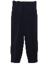 Mens Swing Style Pleated Pants
