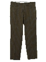 Mens Western Leisure Style Mod Pants