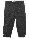 Mens Jodhpur Style Wool Ski Pants