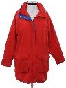 Womens Car Coat Style Ski Jacket