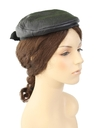 Womens Accessories - Mod Leather Hat