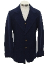 Mens/Boys Two Piece Disco Blazer Sportcoat Jacket