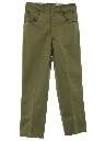 Mens/Boys Boy Scout Slacks Pants