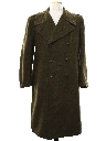 Mens WW2 British RAF Airforce Wool Military Jacket