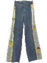 Womens Bellbottom Jeans Pants