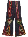Womens Designer Bellbottom Jeans Pants