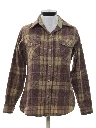Womens Wool Shirt