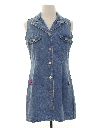 Womens Denim Mini Dress