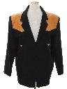 Mens Totally 80s Blazer Sportcoat Jacket