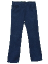 Mens Flared BIG E Levis Jeans Cut Pants