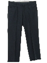 Mens Mod Leisure Style Flat Front Slacks Pants
