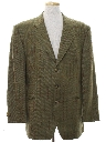 Mens Totally 80s Mod Blazer Sport Coat Jacket