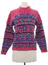 Womens/Girls Totally 80s Sweater