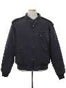 Mens Puffy Totally 80s Members Only Jacket