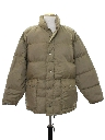 Mens Puffy Ski Jacket