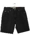 Mens Totally 80s Designer Denim Shorts