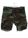 Mens Army Sport Shorts