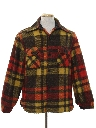 Mens Wool CPO Shirt Jacket