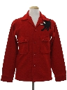 Mens Wool Boy Scout Shirt