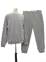 Mens Two Piece Jogging Pants
