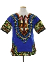 Unisex Hippie Dashiki Style Shirt