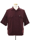 Mens Totally 80s Members Only Sport Shirt
