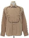 Mens Pioneer Calvary Style Western Shirt