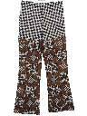 Womens Mod Hippie Pants